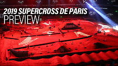 2019 Paris Supercross Preview