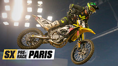 Paris Supercross Pre-Race