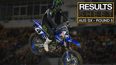 Results Sheet: 2019 Australian Supercross Championship - Round 5