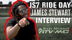 James Stewart Interview - 2019 JS7 Ride Day