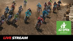 2019 AZ Open of Motocross - Thursday Livestream Replay