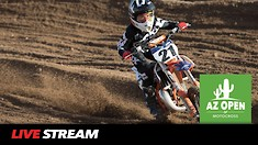 2019 AZ Open of Motocross - Saturday Livestream