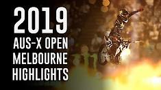 2019 AUS-X Open - SX1 Highlights