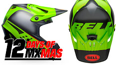 12 Days of MXmas: Bell Helmets