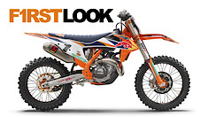 First Look: 2020 KTM 450 SX-F Factory Edition