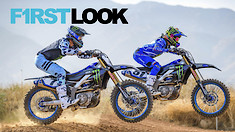 First Look: Monster Energy Yamaha Factory Racing