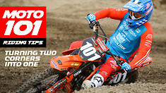 MOTO 101: Turning Two Corners Into One