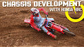 Chassis Development with Honda HRC