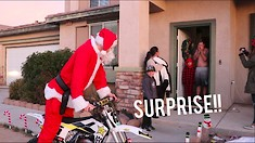 Dean Wilson's Vlog - Surprising a Kid with a New Bike
