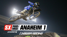 Supercross Post-Race: Anaheim 1