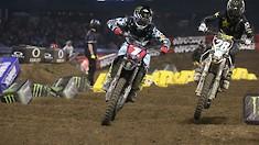 Anaheim 1 Supercross - 250 & 450 Main Event Highlights
