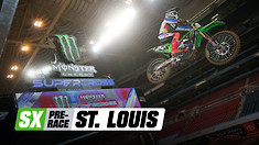 Supercross Pre-Race: St. Louis