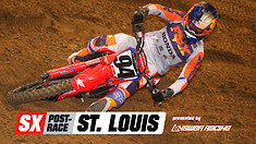 Supercross Post-Race: St. Louis