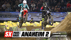 Supercross Post-Race: Anaheim 2