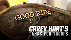 Cary Hart's Tanks For Troops