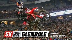 Supercross Post-Race: Glendale