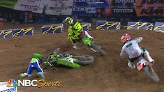 Crash Compilation: Glendale Supercross