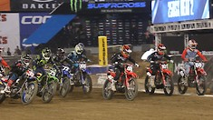 Oakland Supercross - 250 & 450 Main Event Highlights