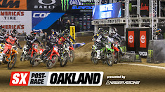 Supercross Post-Race: Oakland