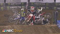 Crash Compilation: Oakland Supercross