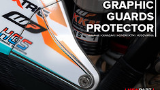 Polisport - New Graphic Guards Protector