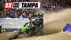 Supercross Post-Race: Tampa