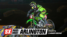 Supercross Post-Race: Arlington