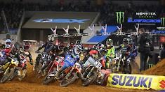 Video Highlights: Arlington Supercross