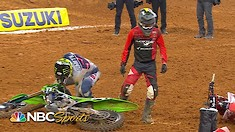Crash Compilation: Arlington Supercross