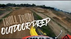 Onboard: Alex Martin - Outdoor Prep at Moto Sandbox