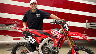 Ryan Dungey and GEICO Honda Part Ways