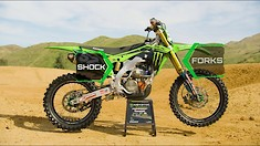 The Science of Supercross - Suspension