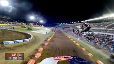 Onboard: Ken Roczen - Daytona Supercross