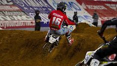 Zach Osborne Out for Remainder of Supercross Season