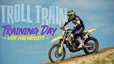 Alex Martin's Vlog - Training Day with Phil Nicoletti