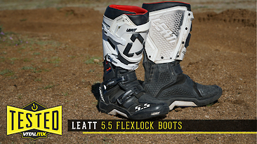 Tested: Leatt GPX 5.5 FlexLock Boots