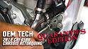 Quarantips: Retorquing A Dirt Bike Chassis