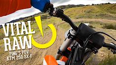 RAW: Ping's POV | KTM 250 SX-F