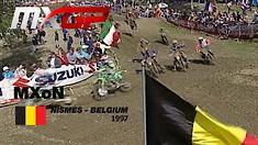 FIM Motocross des Nations History - MXdN 1997 (Belgium)