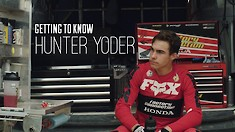 A Day at the Track with Hunter Yoder