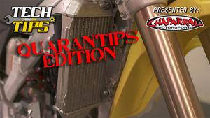 Quarantips: Replacing Radiators and Coolant