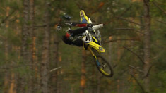 Ricky Carmichael and Jeff Emig Use Cardo at the Goat Farm