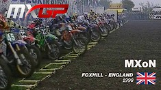 FIM Motocross des Nations History | MXdN 1998 (England)