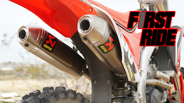 First Ride: Akrapovic Evolution Full Titanium Exhaust