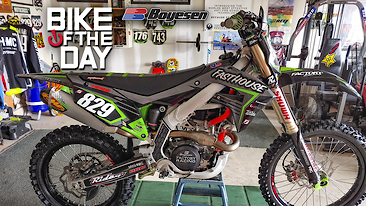 Bike Of The Day: 2019 Kawasaki KX450