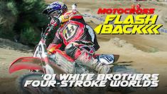 Motocross Flashback: 2001 White Brothers Four-Stroke Worlds
