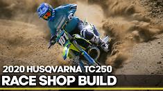Race Shop Build: 2020 Husqvarna TC250
