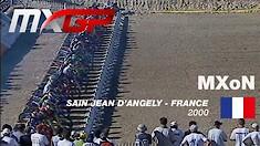 FIM Motocross des Nations History | MXdN 2000 (France)