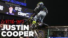Vital Info: Justin Cooper