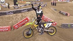 Throwback: 2014 Toronto Supercross 450 Main Event
